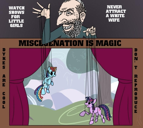 miscegenationismagic